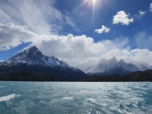 The Torres del Paine national park is some of the most beautiful and impressive scenery I've ever seen