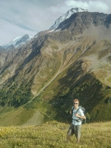 This is where it all started - running in Chamonix in September made me want to do an ultra marathon in Chamonix. I found out yesterday that I have a place in the CCC - a 100km race from Courmayeur in Italy to Chamonix. It includes 7500m of vertical height difference.