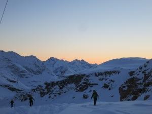 Sunset at orestes