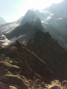 The Bochard ridge